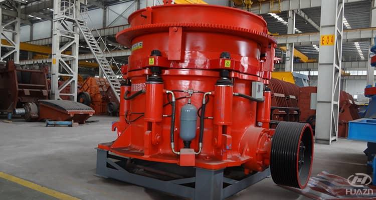 HPY multi-cylinder hydraulic cone crusher