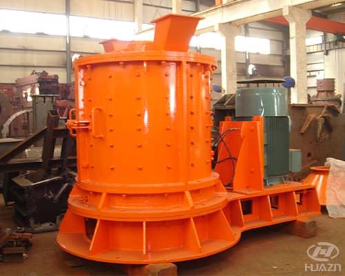 Dahua vertical complex crusher