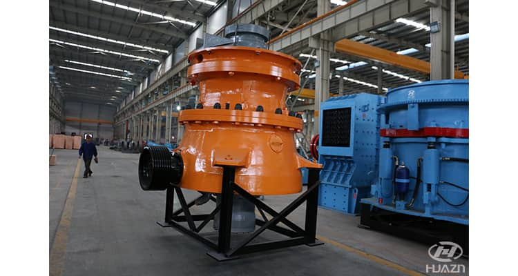 gpy single cylinder cone crusher