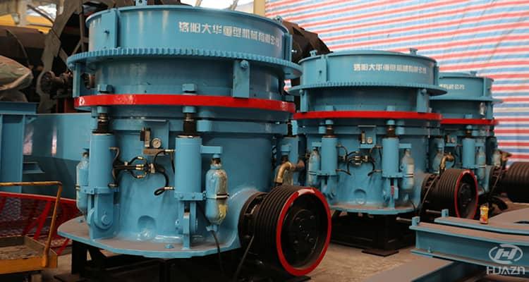 hpy multi cylinder cone crusher