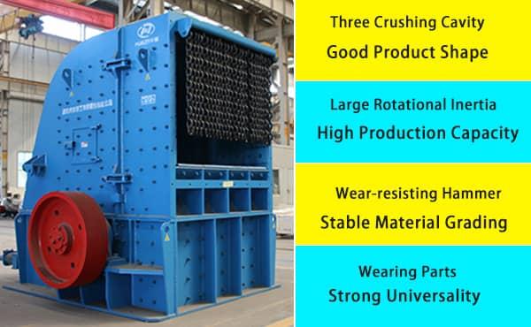 impact crusher characteristic