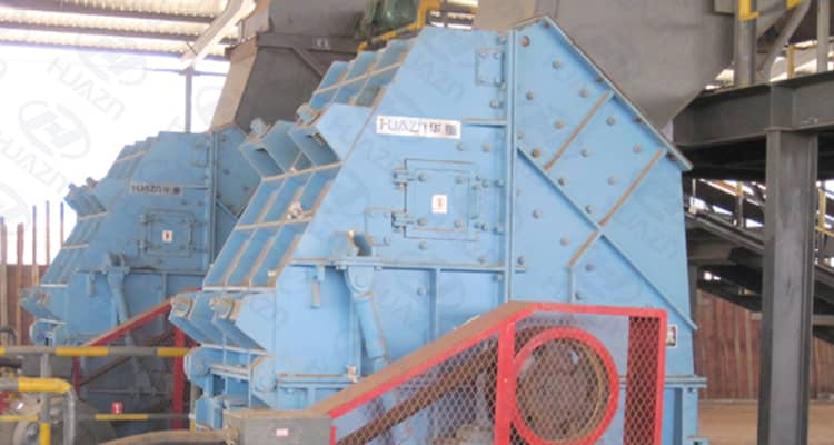 hammer crusher fault and solution