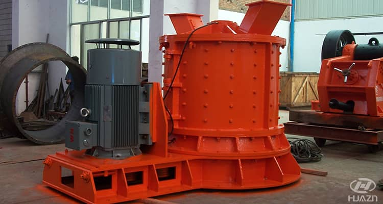 complex crusher for sand making