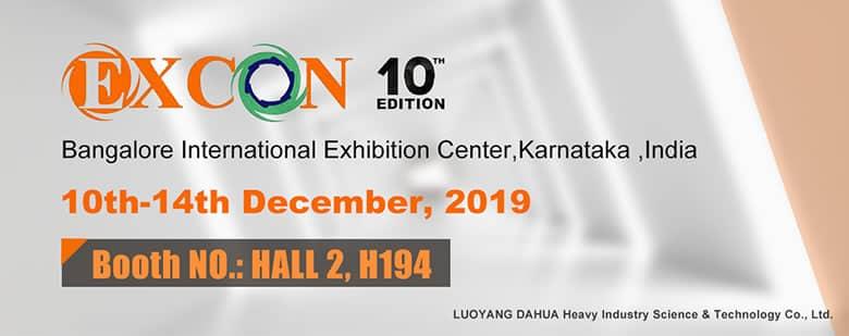 excon india 2019