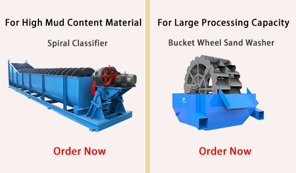 buy stone sand washer