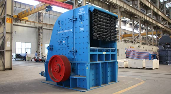 difference between impact crusher and hammer crusher