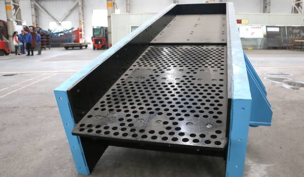 vibrating feeder screen