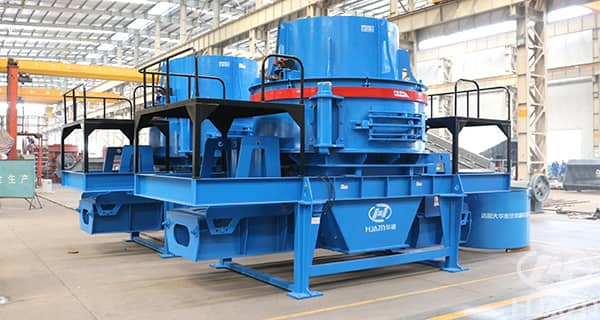 sand making crusher
