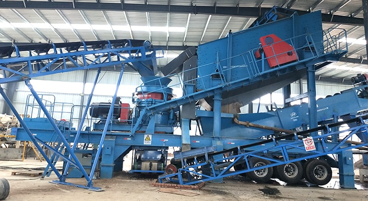 difference between mobile crusher plant and stationary crusher