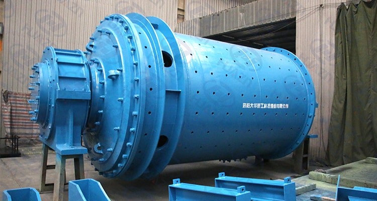 ball mill is wide applied in chemical industry