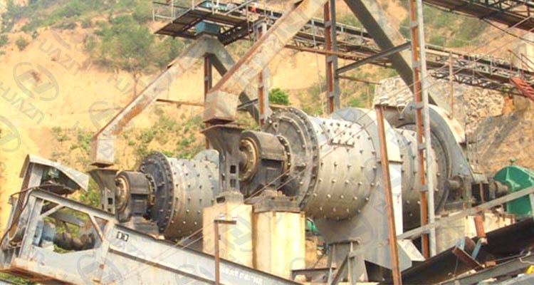 ball mill in mineral grinding application