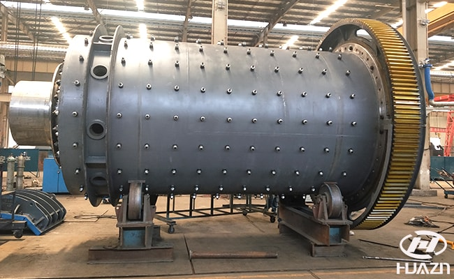 rod mill for cement grinding