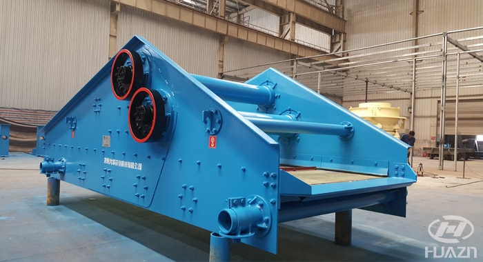 energy saving vibrating screen