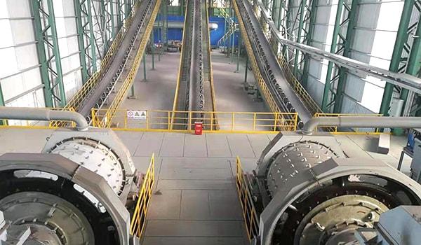 steel crusher mill machine