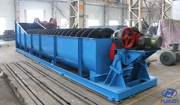 sand washer high processing capacity