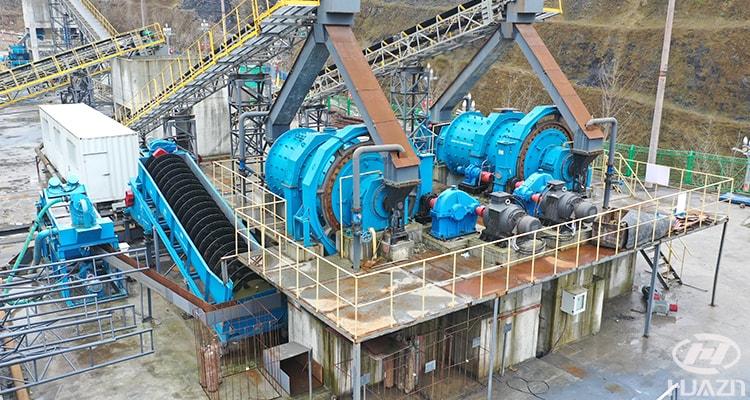 minemill rod mill