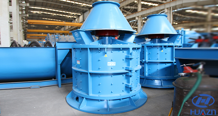compound crusher machine