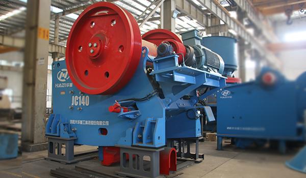 ore jaw crusher machine