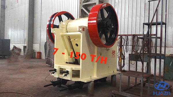 small mini jaw crusher