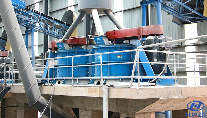 limestone crusher machine