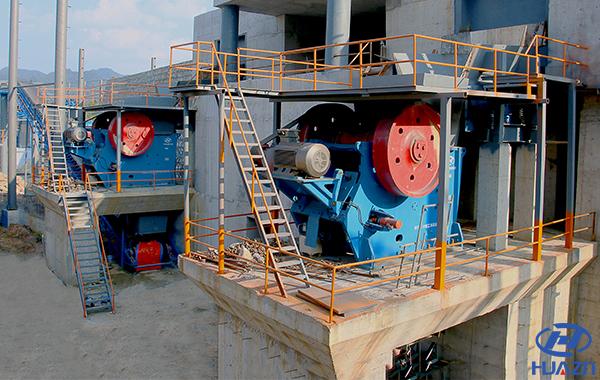 crusher machine for stone