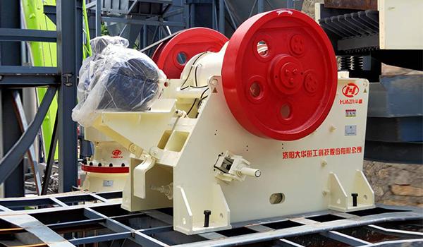 jaw crusher equipment