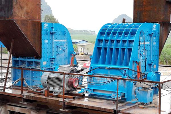 fine crusher machine