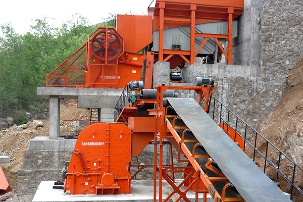 impact crusher machine
