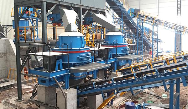 sand making machine high capacity factory price