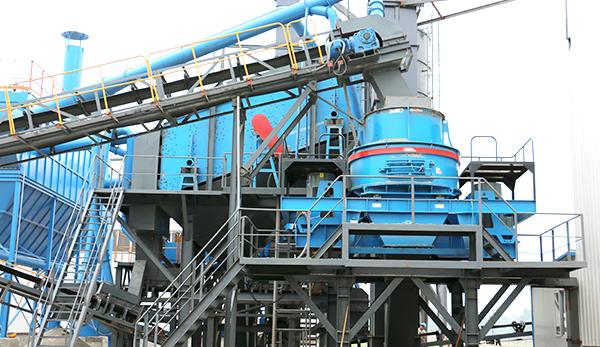 sand making machine production line
