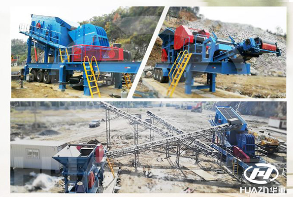 small mobile crusher easy operation