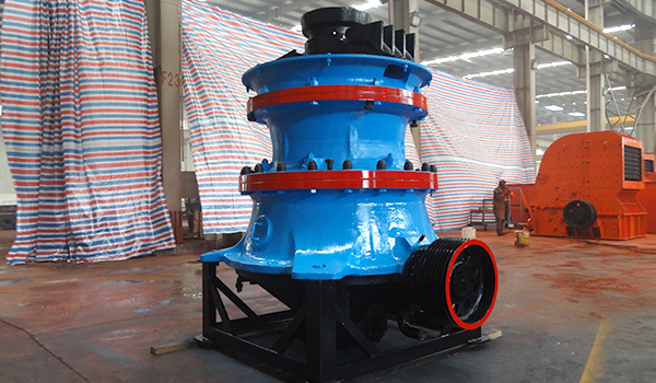 single cylinder hydraulic cone crusher factory