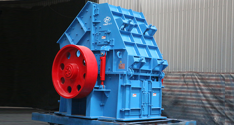 hammer crusher good particle shape