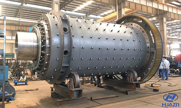 ball mill powder grinding