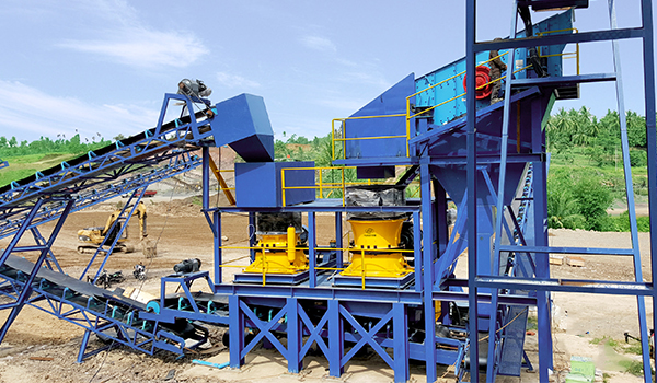 cone crusher machine large capacity