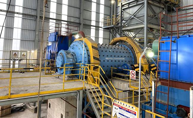 steel slag ball mill
