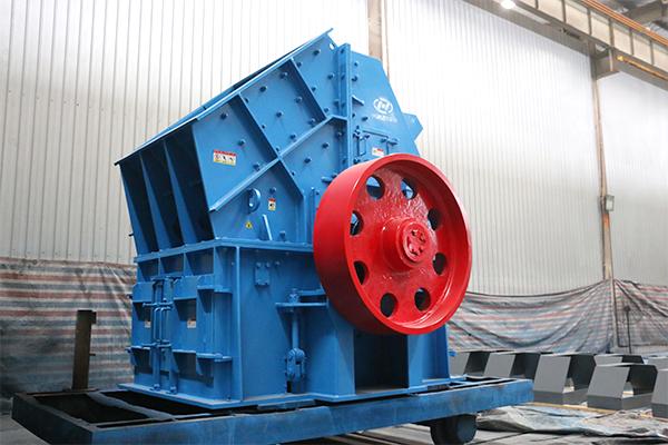high capacity hammer crusher