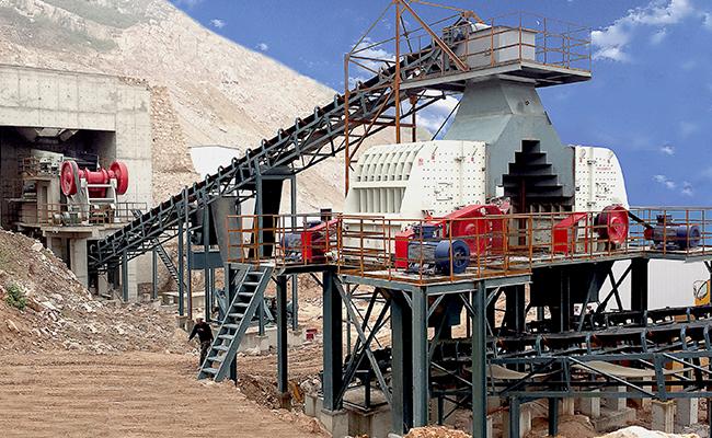 impact crusher for stone crushing