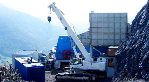 1000t/h Coarse Fine Processing System in France