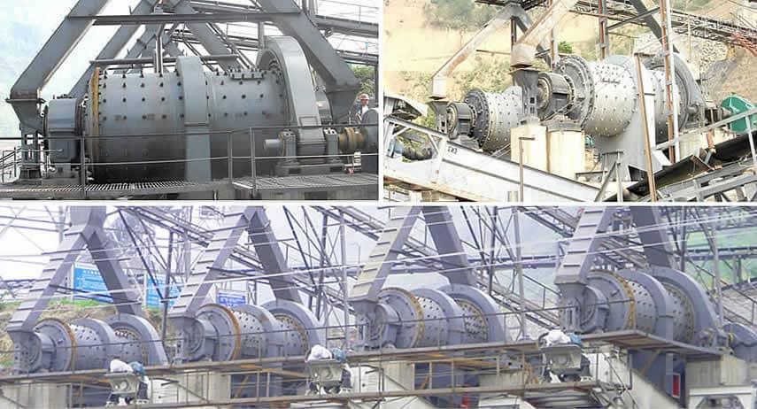 Energy-efficient Rod Mill Application