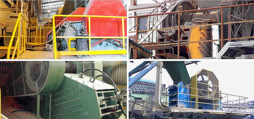 PEY Series Hydraulic Protection Jaw Crusher Application